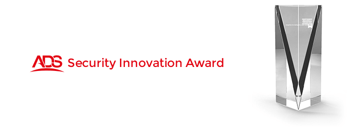 Reveal win ADS security innovation award