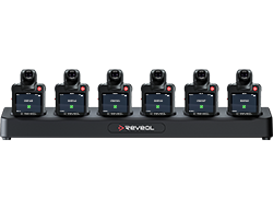 6 CAMERA D-SERIES DOCKING STATION