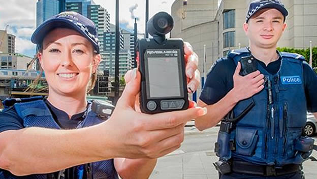 5 reasons why Body Worn Video is a world-changing technology