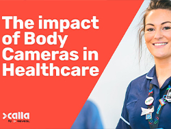 Body cameras in healthcare