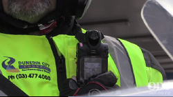 Dunedin Parking Officers Equipped with Reveal Body Cameras
